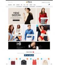 Fashion E-Ticaret Teması