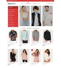 Giyim-Aksesuar Teması