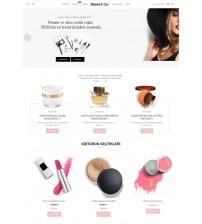 Kozmetik Ürün Satış Sitesi