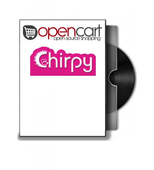 Chirpy-Store-Xml-Entegrasyonu